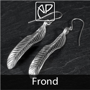 Frond Silver Jewellery Collection