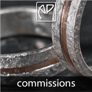 Bespoke jewellery commissions