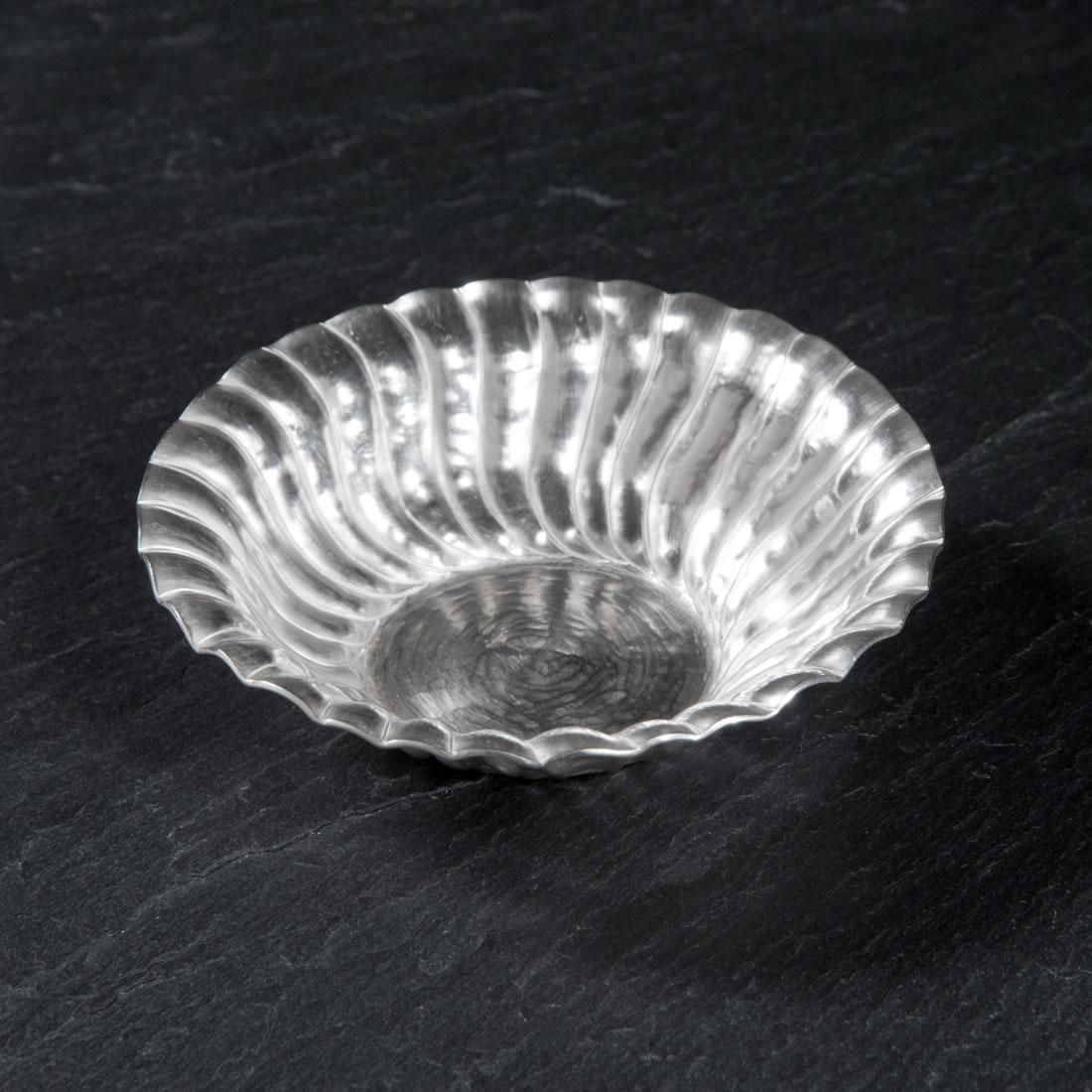 Daisy Britannia Silver Bowl